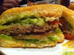 Mexi burger
