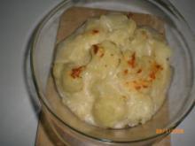 Blomkål m. ostesauce