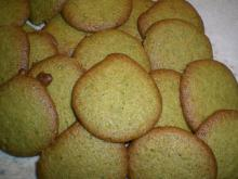 Grønne småkager