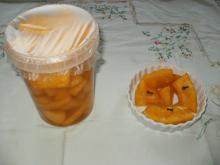 Syltet græskar med appelsin