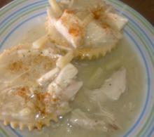 Høns i asparges m/ tarteletter