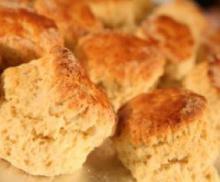 scones med kanel
