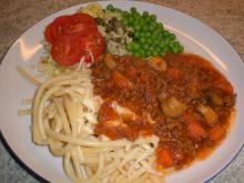 Kødsovs m. chili