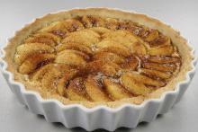 Lækker æbletærte