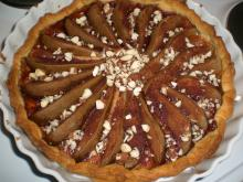 Lyn – pæretærte