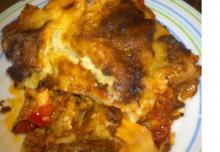Mexicansk Lasagne (Hjemmelavet)