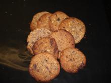 Nøddekager med kanel