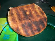 Pitabrød m. ost