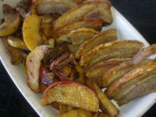 Æble-flæsk m/ timian