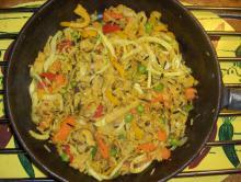 Vegetar Paella