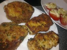 Chili-panerede koteletter