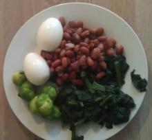 Fedtforbrændende morgenmad