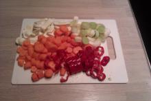 Grønsagssuppe