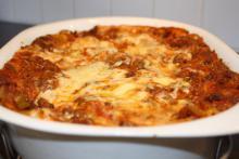 Ægte Lasagne