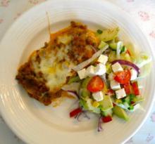 Lasagne – med smag
