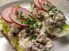 Lækker ørred-salat