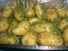 Restemad: Pesto-kartofler