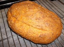 Snackpeber brød