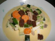 Suppe m. smag af sommer