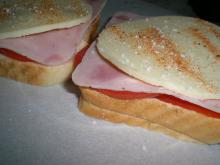 Toast – småt men godt
