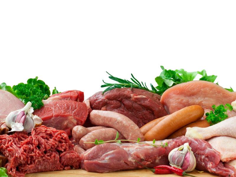 tilberedning af kød