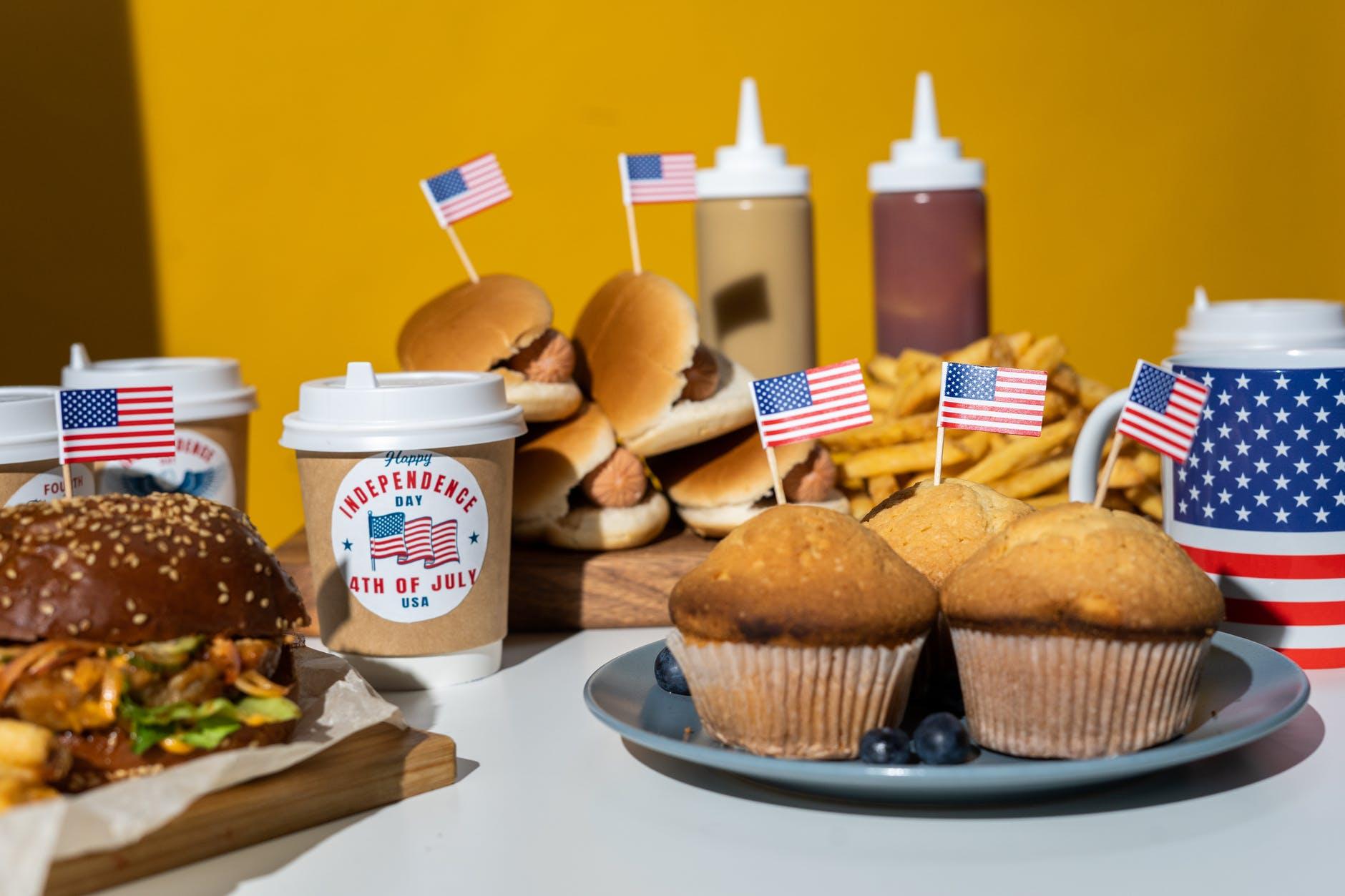 Amerikansk mad