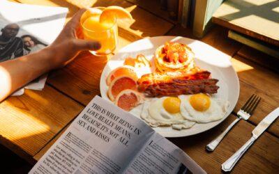 Engelsk mad – info om det engelske køkken