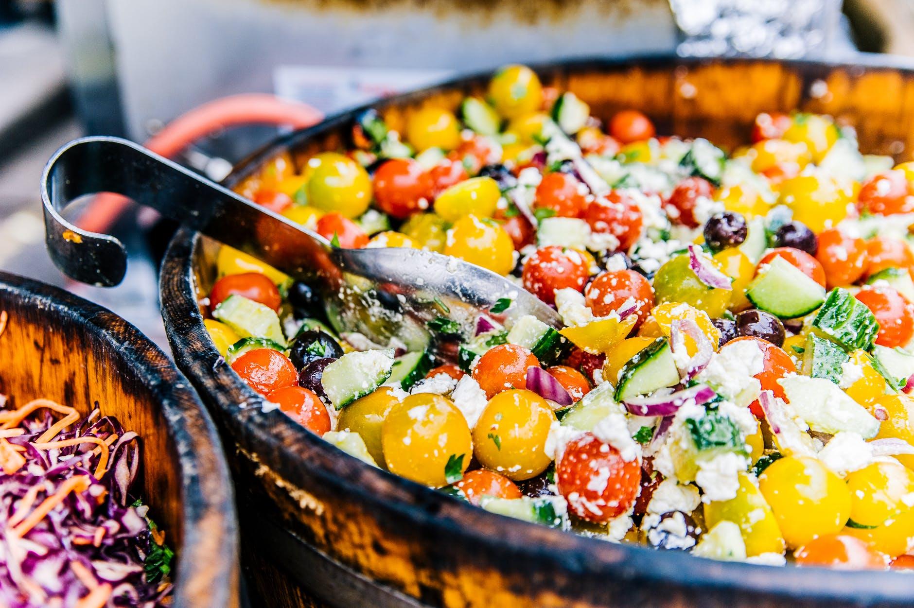 Græsk mad