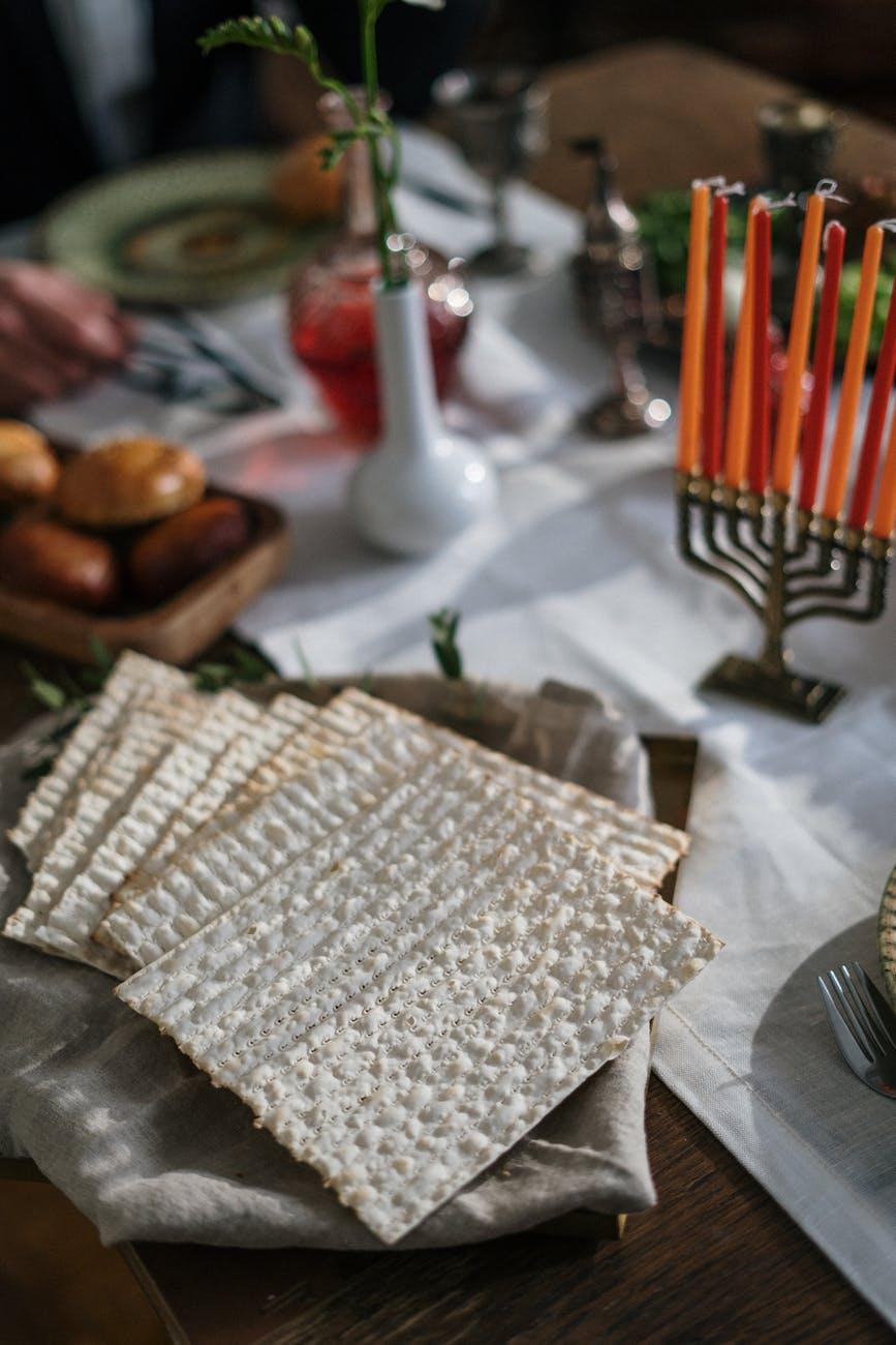 Jødisk mad