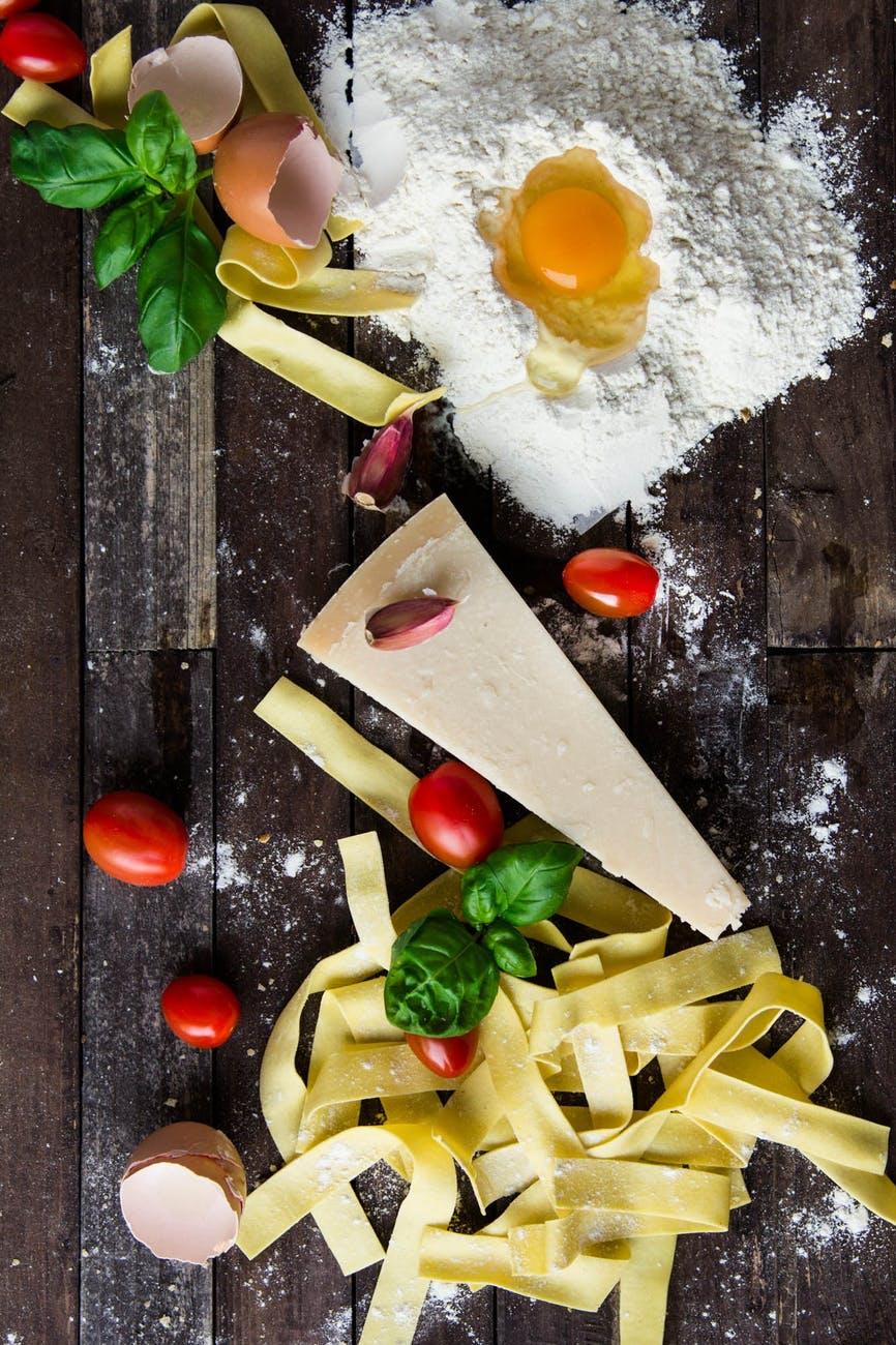 Italiensk mad
