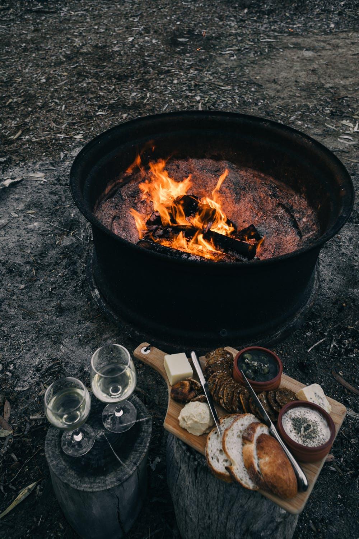 Brændt mad i gryde