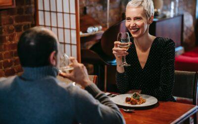 Planlæg et særligt måltid med kæresten